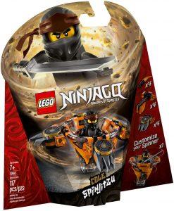 LEGO SPINJITZU COLE - 70662