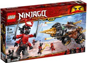 LEGO COLES EARTH DRILLER - 70669