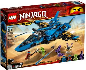 LEGO JAYS STORM FIGHTER - 70668