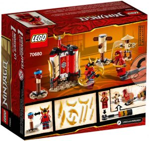 LEGO MONASTERY TRAINING - 70680