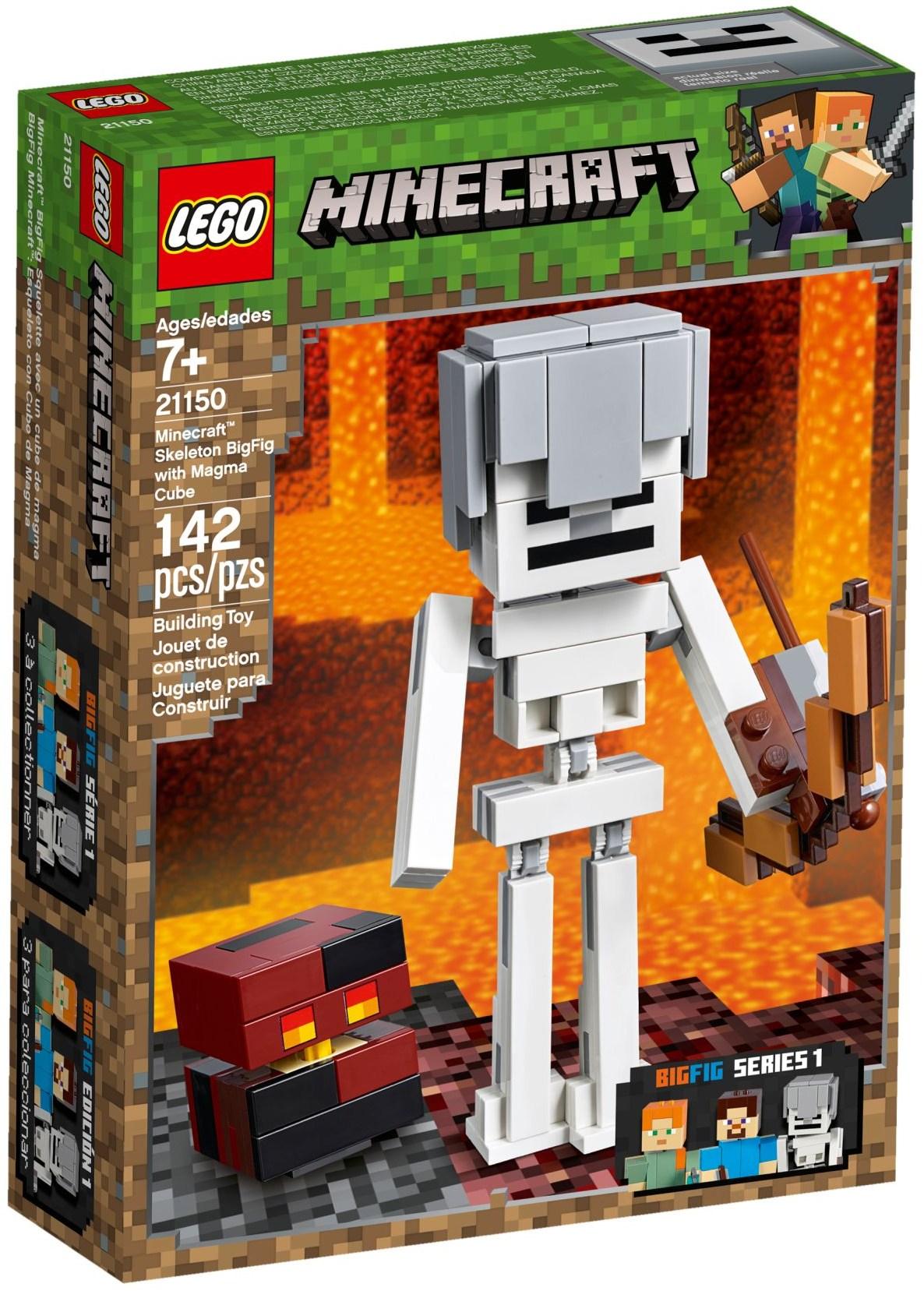 LEGO MINECRAFT SKELETON BIGFIG -21150