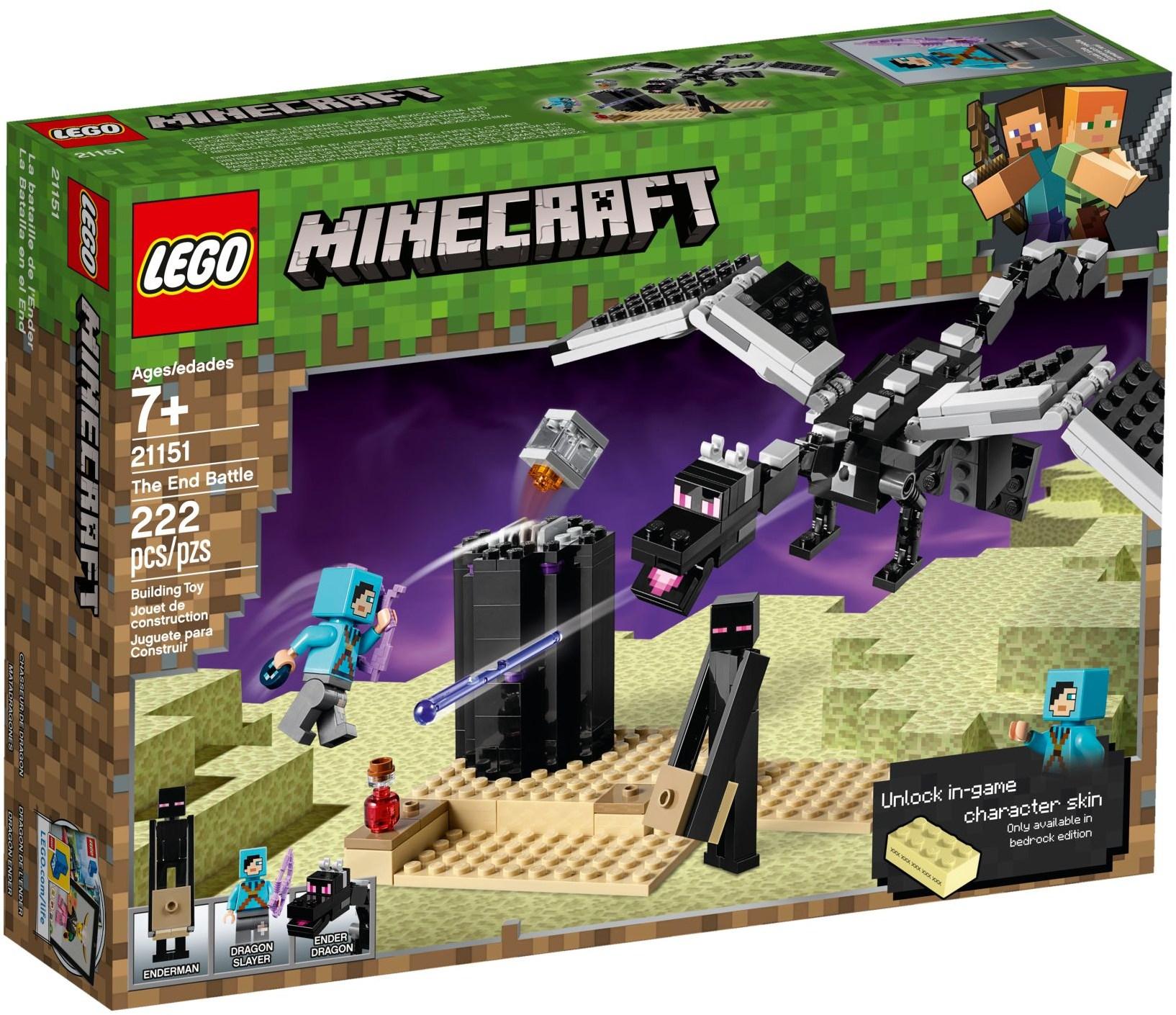 LEGO THE END BATTLE - 21151