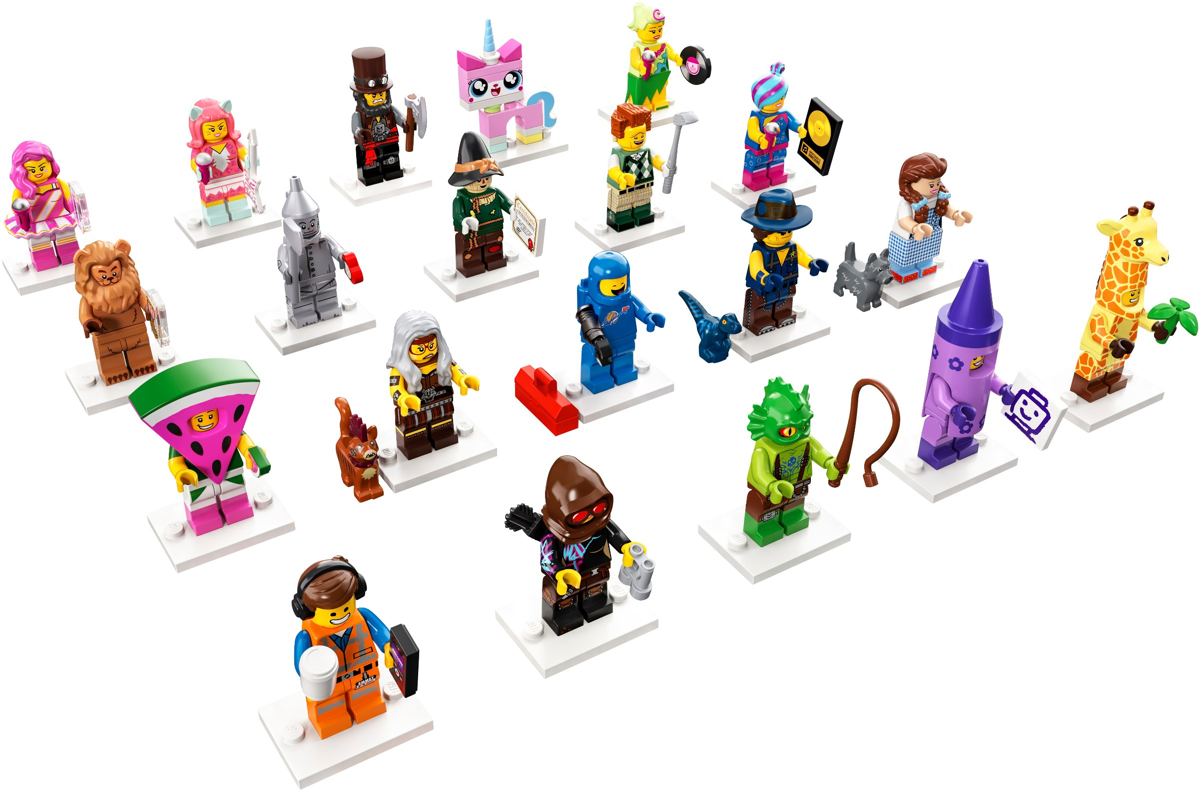 LEGO MOVIE 2 MINIFIGURE - 71023