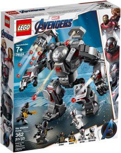LEGO WAR MACHINE BUSTER - 76124