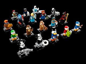 LEGO DISNEY MINIFIGURE SERIES 2 - 71024