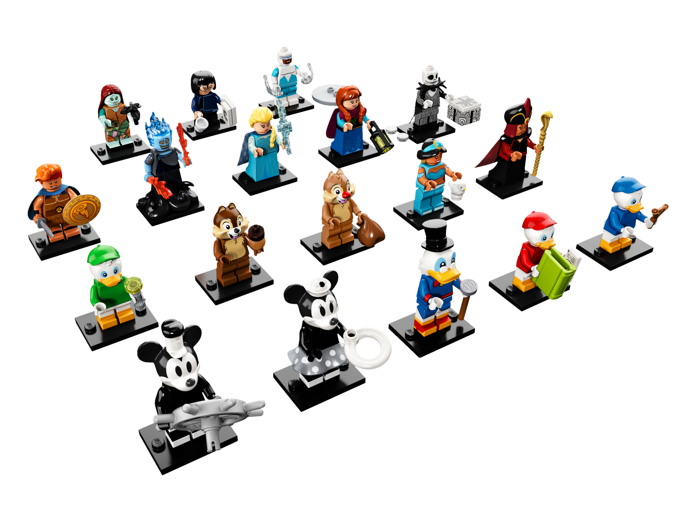 LEGO DISNEY MINIFIGURE SERIES 2 - 71024