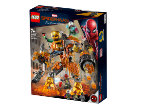 LEGO MOLTEN MAN BATTLE - 76128