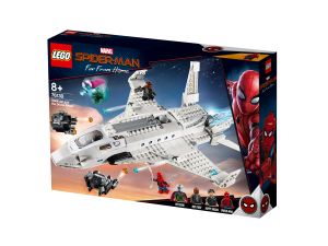 LEGO STARK JET AND THE DRONE ATTACK -76130