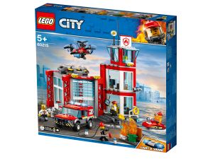 LEGO FIRE STATION - 60215