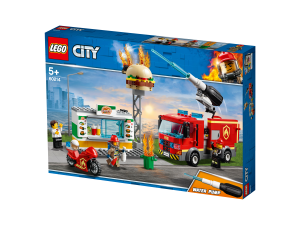 LEGO BURGER BAR FIRE RESCUE - 60214