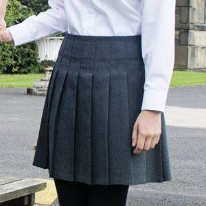 Trutex Stitch Down Pleat Skirt for School