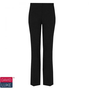 Slim Fit, Girls Senior Trouser (David Luke)