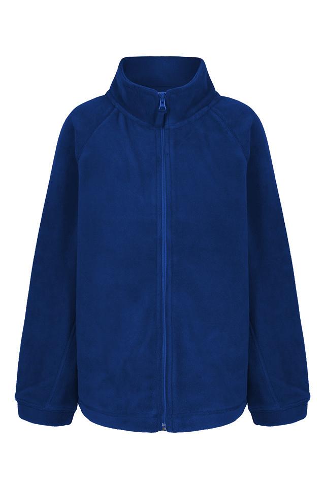 0c2362c09 School Polar Fleece Jacket - Trutex
