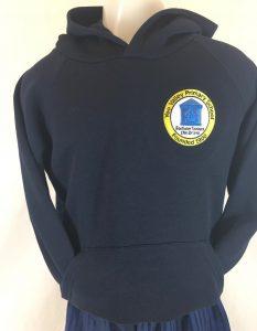 Yeo Valley Primary School PE Hooded Sweatshirt