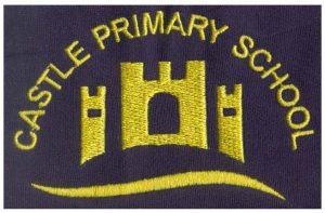 The Castle  Primary School Sweatshirt Cardigan