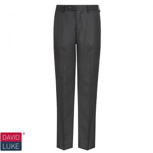 David Luke Half Elastic Waist Trouser - DL943