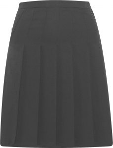 Designer Pleated School Skirt
