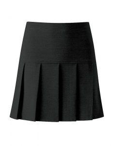 Banner Pleated School Skirt (Charleston)