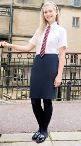 Trutex Pencil Skirt for School