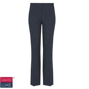 Slim Fit, Girls Senior Trouser (David Luke)