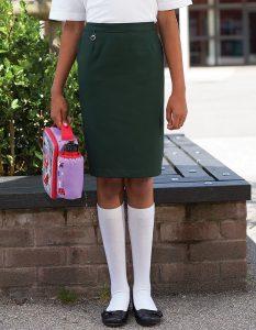 Banner Junior Pull-On Skirt (Amber)