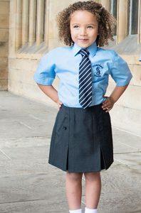 Trutex Junior Two Pocket School Skirt