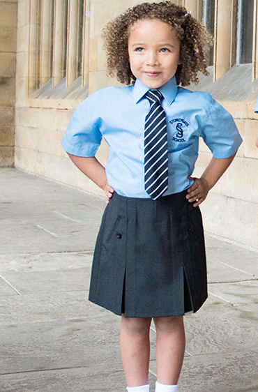 Trutex Junior Two Pocket School Skirt