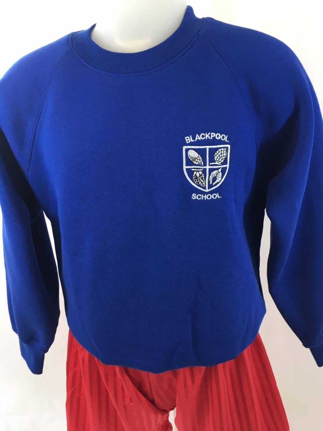 Blackpool Primary School PE Sweatshirt