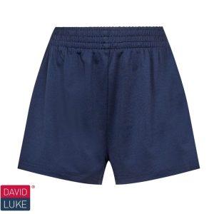 Girls School Games Shorts
