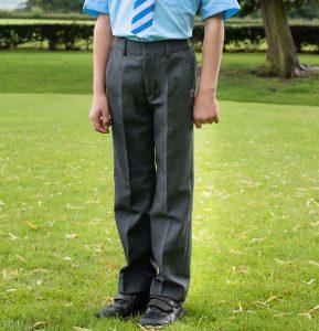 Trutex Junior Boys Slim Fit School Trouser