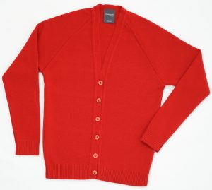 Courtelle Classic School Cardigan - Rowlinson Knitwear