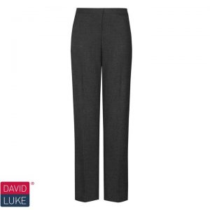 Regular Fit, Girls Senior Trouser (David Luke)