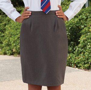 Banner Straight School Skirt (Salisbury)