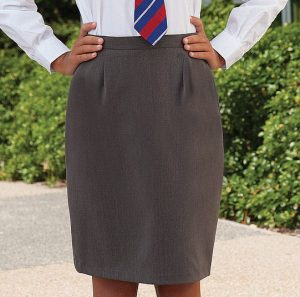 Banner Straight School Skirt (Salisbury)