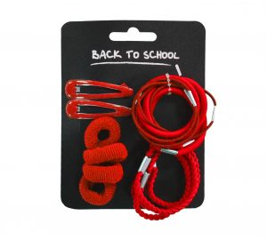 School Hair Accessory pack