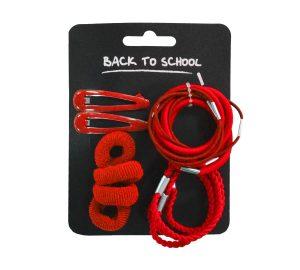 School Hair Accessory pack
