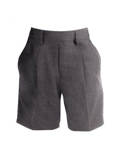Banner Elasticated Back School Shorts - Essex