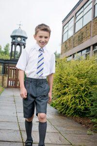 Trutex Elasticated Bermuda School Shorts