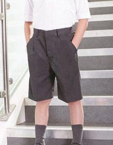 Banner Elasticated Back School Bermuda Shorts
