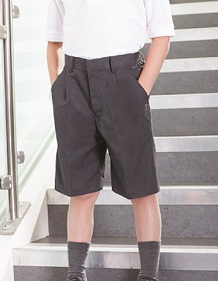 Banner Elasticated Back School Bermuda Shorts