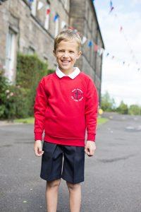 Plain School Sweatshirt - Trutex