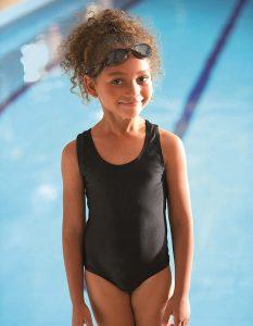 School 'Y' Back Swimsuit