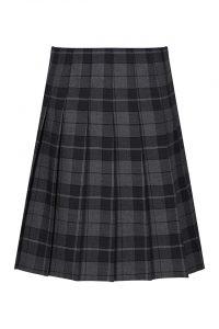 Trutex Stitch Down Pleat Tartan Skirt