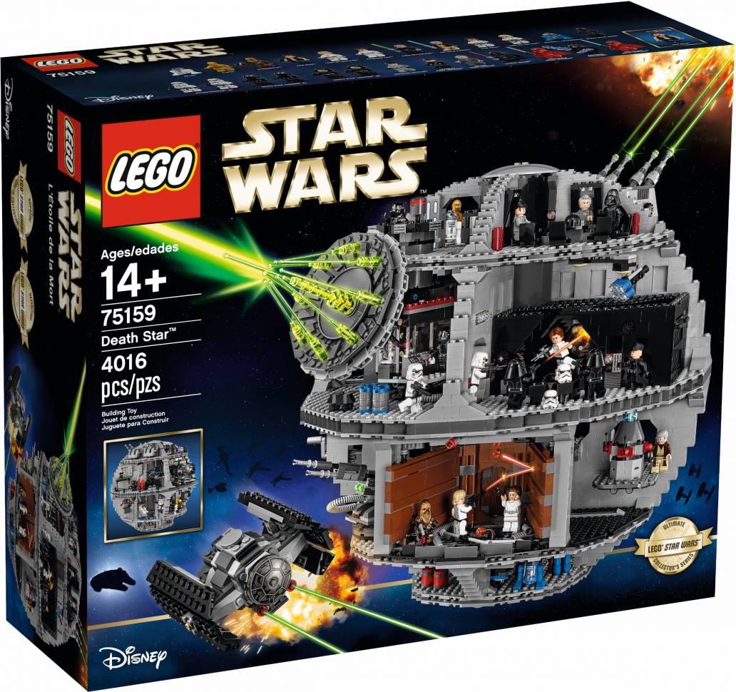LEGO DEATH STAR - 75159