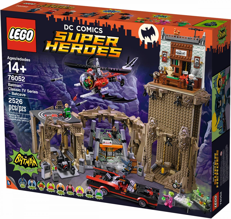 LEGO CLASSIC BATCAVE - 76052