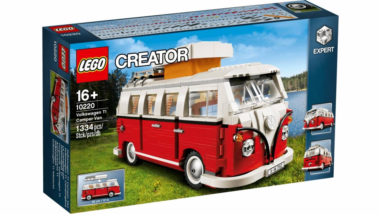 LEGO VW T1 CAMPER VAN - 10220