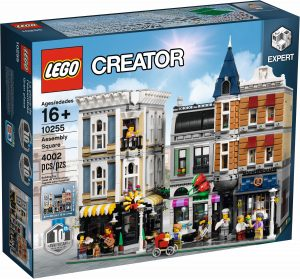 LEGO ASSEMBLY SQUARE - 10255