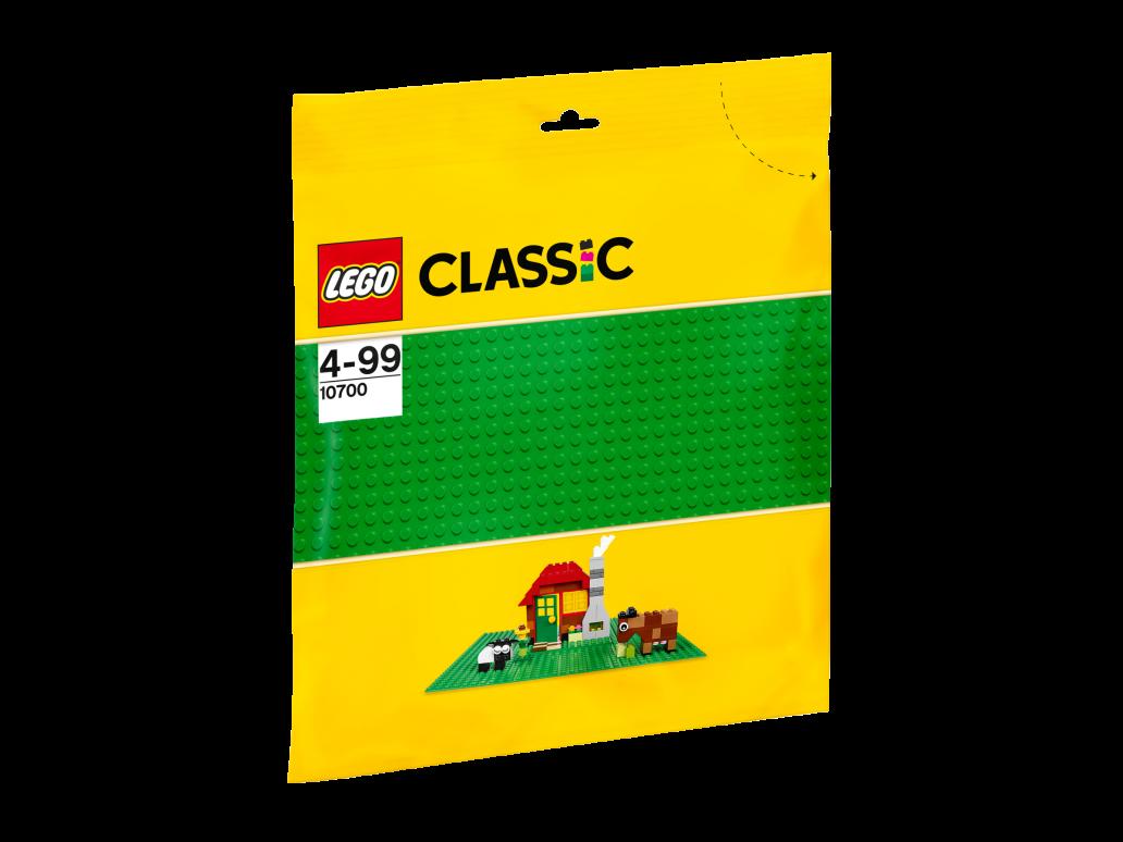 LEGO GREEN BASEPLATE - 10700