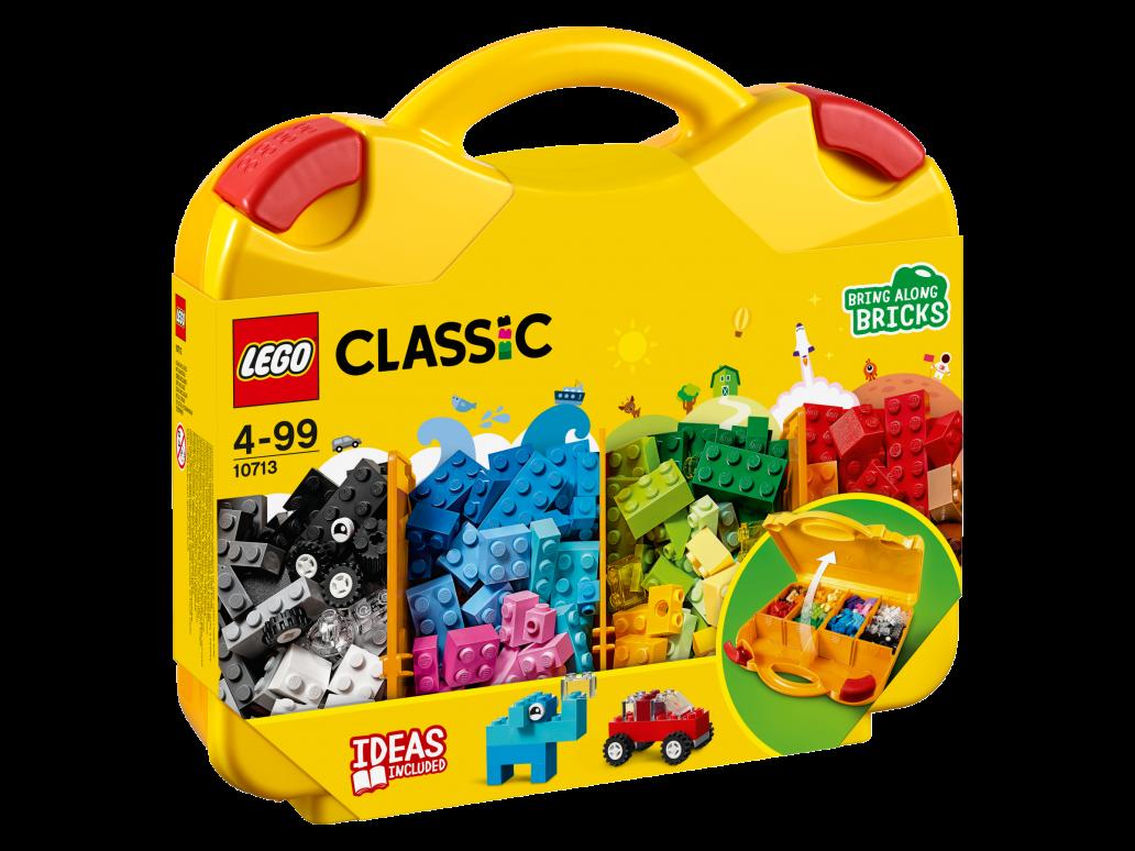 LEGO CREATIVE SUITCASE - 10713