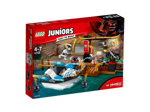 LEGO ZANES NINJA BOAT PURSUIT - 10755